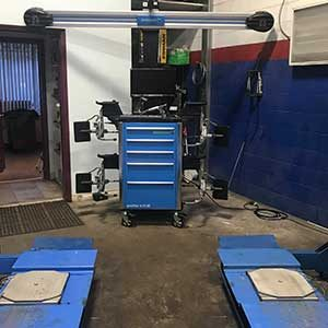 Front and Rear Brakes Services