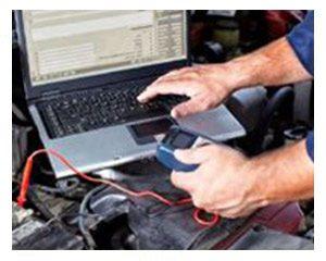 Computerized Vehicle Scanning