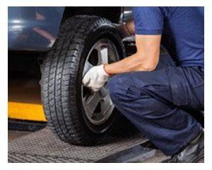 Tire Rotation/wheel balance