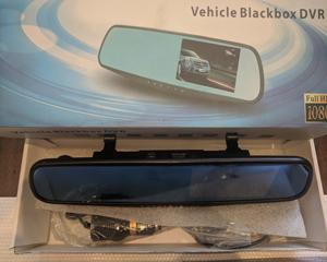 Black Box Dvr Front/ Rear Camera