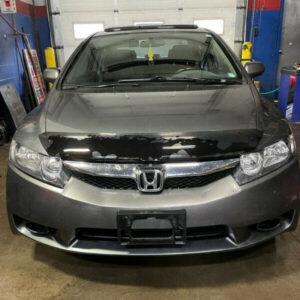 2009 Honda Civic, Automatic