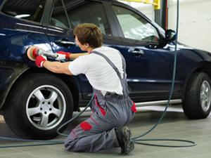 Vehicle body work and repair