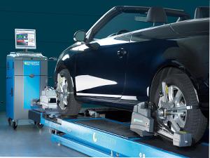 Laser Wheel Alignment service in Brampton
