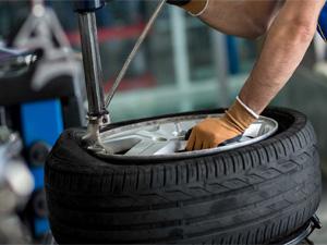 Tire replacement service in Brampton