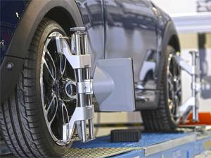 car wheel alignment in Brampton