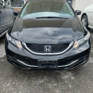 2015 Honda Civic LX, Automatic
